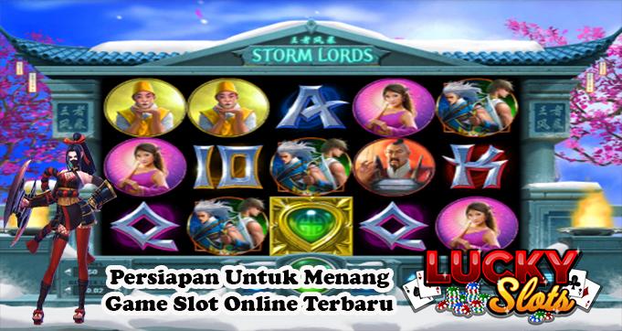 Persiapan Untuk Menang Game Slot Online Terbaru